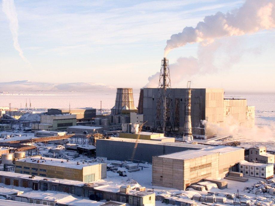 Газификация Анадырской ТЭЦ на Чукотке завершится в 2020 году