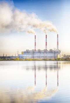 Беловская ГРЭС Сибирской генерирующей компании